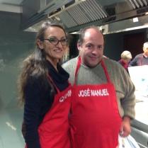 Cate y Jose Manuel