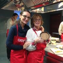 Cristina y Caterina